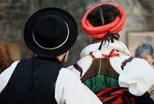 Traje tradicional - Traditional costume