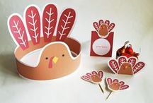 Thanksgiving Ideas / by CQ Products