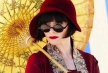 COSTUME DRAMA: Miss Fisher's Murder Mysteries / by Ria Runkee
