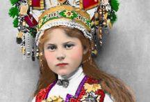 COSTUME: Et Tradisjonelt Bryllup / Norwegian wedding traditions / by Ria Runkee