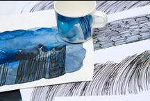 Pottery - Painterly