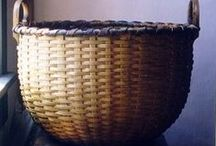 Craft: Baskets / Baskets of all kinds
