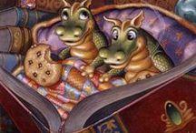 qui llegeix ? / Lectors, lectores... tot el que tingui un llibre al davant