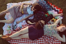 Vintage Summer Pleasures / Sweet little things for savoring summer