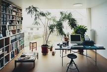 Workspace / by James Moes