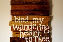 Home {Wall Art and Quotes } / by Katie Cella Malcolm