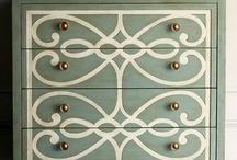 Home {DIY projects and furniture} / by Katie Cella Malcolm