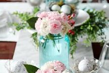 Parties / Pretty Party Ideas