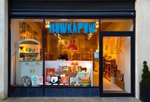 HOWKAPOW SHOP / Fun, colourful and unique home & kitchenware, prints & posters, jewellery and gifts from Howkapow; an independent design and illustration shop based in Bristol, England. Come check out our shop online! www.howkapow.com / by Howkapow