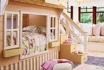 Paloma's Bedroom / by Suite P Creative Studio