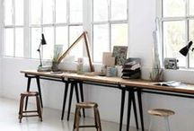 craft space / by Laura Gaskill
