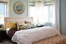 Home {Bedrooms} / by Katie Cella Malcolm