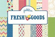 Fresh Goods Collection / Fresh Goods Collection, released Winter 2012. #scrapbooking #crafts #papercrafts / by Pebbles Inc.