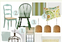 Home {Mood Boards & House Plans} / by Katie Cella Malcolm