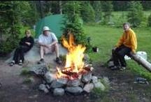ArouNd the CampFirE / by Nicki Bush