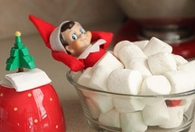 Elf on the Shelf ideas / by Katie Cella Malcolm