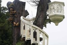 Treehouses / by Katherine Webster