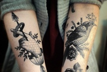 SkinDeep.:.tattoos&flash / by Celina Tousignant