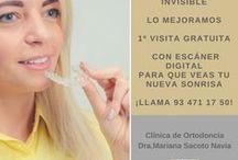 Promociones Ortodoncia Invisible Barcelona Clínica Dra. Mariana Sacoto Navia / Buscas profesionalidad y una inmejorable calidad/precio, pues esta es tu clínica, más de 30 años creando sonrisas, Doctora Mariana Sacoto Navia, Invisalign Diamond Provider