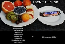 Helpful tips to a well balanced diet