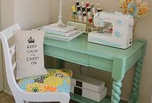 Craft Room Ideas / by Ciara Noble