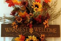 Fall Decorations / by Aryn Call