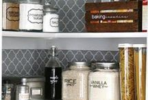 Kitchen Organization / by Ciara Noble