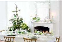 Brocante kerst / Een brocante kerst is gemakkelijk te bereiken. Met vintage ornamenten, shabby kerstballen en een persoonlijke touch wordt ook jouw huis brocante met kerst.