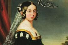 The Victorians / Homage to Queen Victoria- the woman who gave name to an era.  / by Dina Pol