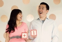 Pregnancy Announcement / Creative ways to share your big news. / by Pregnant Chicken