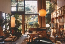 Living with Style / A natural mid-century modernism. Earth tones, plants, room to breathe. Objects built well, that will age well. Hopefully, some playfulness and surprise as well.