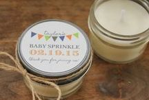 Baby Shower Stuff / Really fun ideas for baby showers. / by Pregnant Chicken