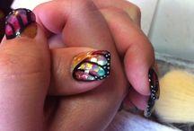 Nails / by Katherine Webster