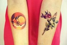 Botanical Tattoos / by Cindy Reed
