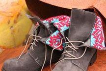 heels over heads / by Jamie Wolfe