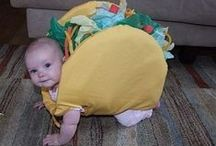 Baby Halloween Costumes / Most excellent ideas for baby costumes. / by Pregnant Chicken