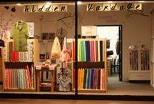ID 175 - Retail Window / by Greta Ridley