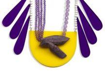 J E W E L L E R Y / necklaces + earrings + brooches + bracelets