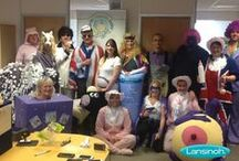 Lansinoh 30 Year Anniversary Office Celebrations / Fancy Dress - The spirit of Lansinoh