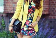 Spring Style Inspo