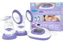 Lansinoh 2 in 1 Double Electric Breast Pump / Lansinoh's 2-in-1 Electric Breast Pump is the ultimate choice for women who want both comfort and flexibility when they are expressing their breast milk as the lightweight design means it can be used as either a single or double electric breast pump.