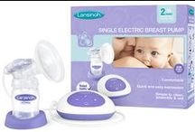 Lansinoh Single Electric Breast Pump / Lansinoh's light and portable Single Electric Breast Pump has been designed with your comfort in mind and has six effective suction levels that allow you to express easily.