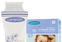 Lansinoh Breastmilk Storage / Lansinoh's Breastmilk Storage Bags are pre-sterilised and leak proof, providing the perfect solution for storing your precious breast milk in the fridge or freezer.