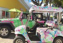 Golf Carts / Cute Golf Carts
