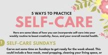 Self-care/Successful Living / Daily habits to live a successful life full of self-care