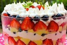 Sweet treats & Deserts
