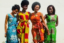 My Style - Afro Chic / Afro Chic Fashion  / by Gisette Harris