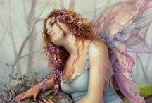 Fantasies & Fairytales / by Paulette