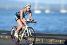 Why We Tri / #WhyWeTri is all about highlighting your WHY in hopes of getting other women thinking about how triathlon can add to their life, too.  / by IRONMAN