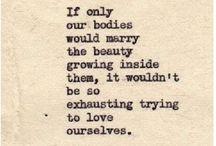 words. / by Keeley Henderson